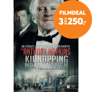 Produktbilde for Kidnapping Mr. Heineken (DVD)