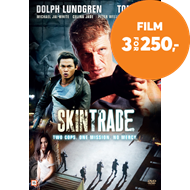 Produktbilde for Skin Trade (DVD)