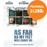 Produktbilde for As Far As My Feet Will Carry Me (DVD)