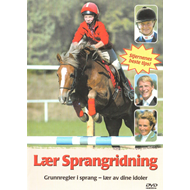 Produktbilde for Lær Sprangridning (DVD)
