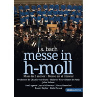 Bach: Mass In B Minor, BVW 232, Messe In H-Moll (DVD)