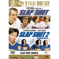Slap Shot 1 & 2 (DVD)