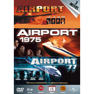 Airport 1-3 (DVD)