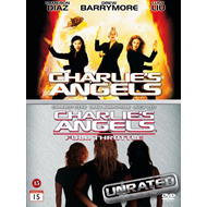 Charlie's Angels 1 & 2 (DVD)