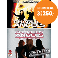 Produktbilde for Charlie's Angels 1 & 2 (DVD)