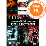 Produktbilde for Contemporary Thrillers - Vol. 1 (DVD)