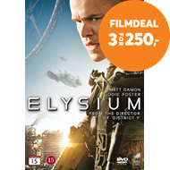 Produktbilde for Elysium (DVD)