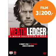 Heath Ledger Movie Collection (DK-import) (DVD)