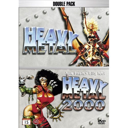 Heavy Metal / Heavy Metal 2000 (DVD)