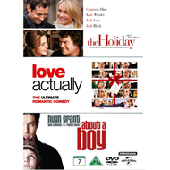 The Holiday / Love Actually / About A Boy (DVD)
