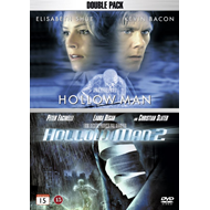 Hollow Man 1 & 2 (DVD)