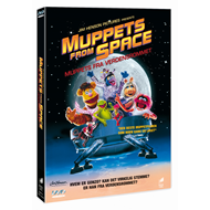 Muppets From Space (DVD)