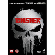 The Punisher 1 & 2 (DVD)