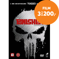 Produktbilde for The Punisher 1 & 2 (DVD)