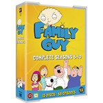 Family Guy - Complete Seasons 6 - 10 (DVD)