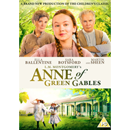 Produktbilde for Anne Of Green Gables (UK-import) (DVD)