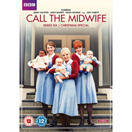 Call The Midwife / Nytt Liv I East End - Sesong 6 (DVD)