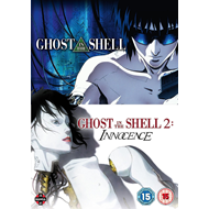 Ghost In The Shell/Ghost In The Shell 2 - Innocence (DVD)