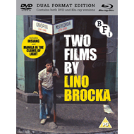 Two Films By Lino Brocka: Manila In The Claws Of Light / Insiang (UK-import) (DVD + Blu-ray)