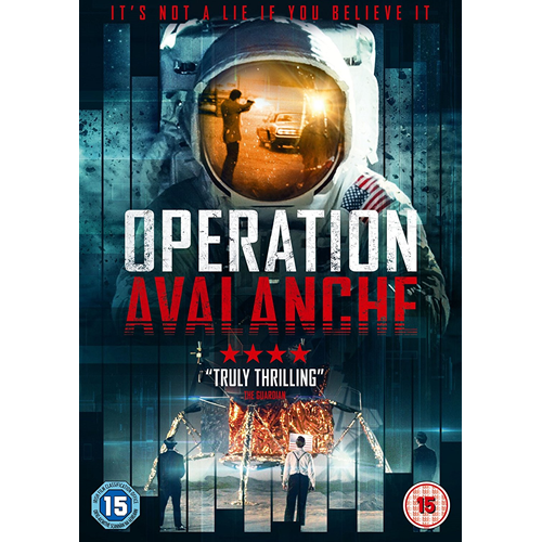 Operation Avalanche (UK-import) (DVD)