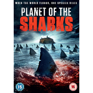 Planet Of The Sharks (UK-import) (DVD)