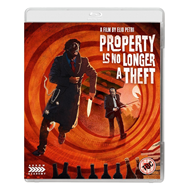Produktbilde for Property Is No Longer A Theft (UK-import) (Blu-ray + DVD)