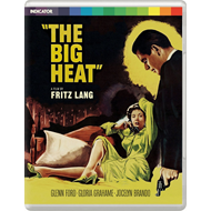 The Big Heat (UK-import) (Blu-ray + DVD)