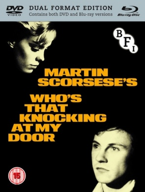 Who's That Knocking At My Door? (UK-import) (DVD + Blu-ray)
