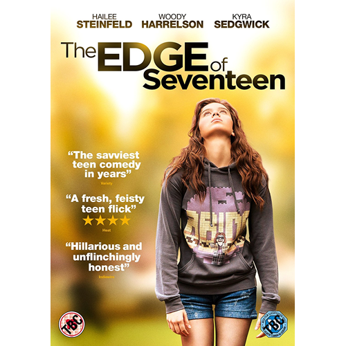 The Edge Of Seventeen (UK-import) (DVD)
