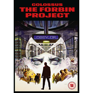 Colossus - The Forbin Project (UK-import) (DVD)