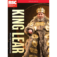 King Lear: Royal Shakespeare Company (UK-import) (DVD)
