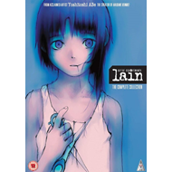 Serial Experiments Lain: The Complete Collection (Blu-ray + DVD)