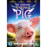 The Amazing Burping Pig (DVD)
