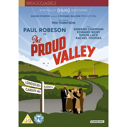 The Proud Valley (UK-import) (DVD)