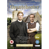 Grantchester - Sesong 1 (UK-import) (DVD)