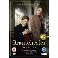 Grantchester - Sesong 2 (UK-import) (DVD)