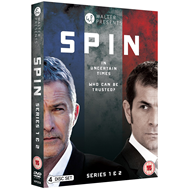 Spin - Sesong 1 & 2 (UK-import) (DVD)