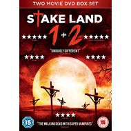 Stake Land/Stake Land II (UK-import) (DVD)