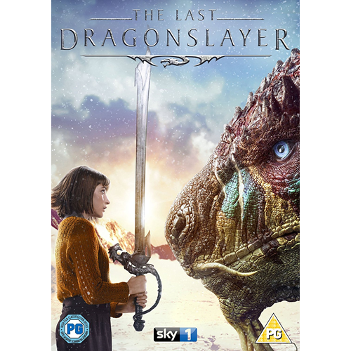 The Last Dragonslayer (UK-import) (DVD)