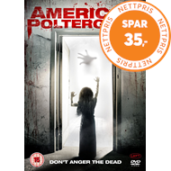 Produktbilde for American Poltergeist (UK-import) (DVD)