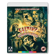 Produktbilde for Caltiki: The Immortal Monster (UK-import) (Blu-ray + DVD)