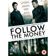 Follow The Money - Sesong 2 (UK-import) (DVD)