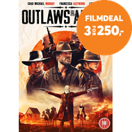 Produktbilde for Outlaws And Angels (UK-import) (DVD)