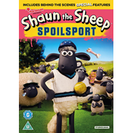 Shaun The Sheep / Sauen Shaun - Spoilsport (DVD)