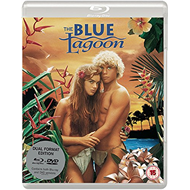 The Blue Lagoon (UK-import) (Blu-ray + DVD)