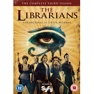 The Librarians: The Complete Third Season (UK-import) (DVD)