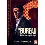 The Bureau - Sesong 2 (UK-import) (DVD)