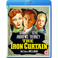The Iron Curtain (Blu-ray + DVD)