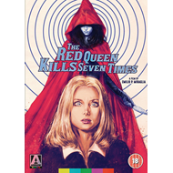 Produktbilde for The Red Queen Kills Seven Times (UK-import) (DVD)