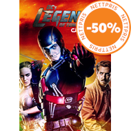 Produktbilde for Legends Of Tomorrow - Sesong 2 (DVD)
